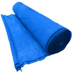 2m x 50m Blue Debris Netting