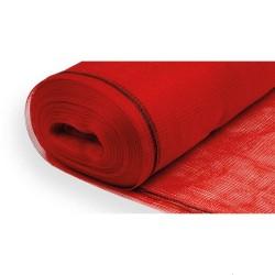 2m x 50m Red Debris Netting