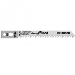Bosch MA101BC Jigsaw Blades Clean Cut for Wood