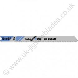 Bosch Jigsaw Blade Flexible for Metal (Pack of 3)