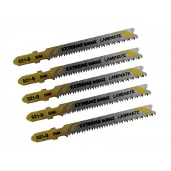 DeWalt DT2080 Mixed Material Jigsaw Blades Designed for Mixed (Pack of 5)