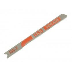 Black & Decker DX22153 Metal Jigsaw Blades (Pack of 3) Designed Blades for Metal
