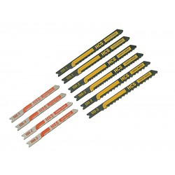 Black & Decker DX27000 Mixed Material Jigsaw Blades Pack10 Designed for Mixed