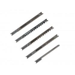 Black & Decker DX29205 Wood Jigsaw Blades (Pack of 5) Designed for Wood