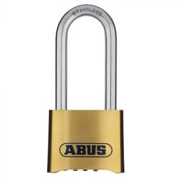 Abus 180IB/50 Nautic Code Brass Combination Lock