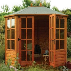 8 x 8 ft - Ryton Octagonal Summerhouse