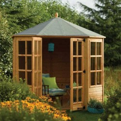 8 x 8 ft - Ryton Octagonal Summerhouse