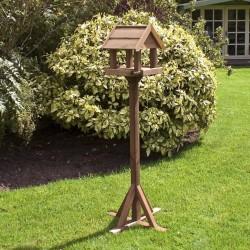 Bisley Bird Table - Natural Timber - 1585 x 360 x 360mm