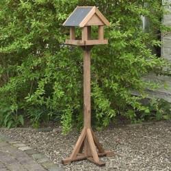 Windrush Birdtable - Natural Timber - 1585 x 360 x 360mm