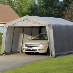 12 x 16 ft Compact Auto Shelter