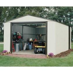 Murry Hill Metal Garage - 12 x 17 ft