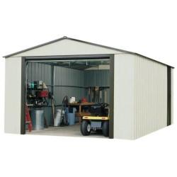 Murry Hill Metal Garage - 12 x 24 ft