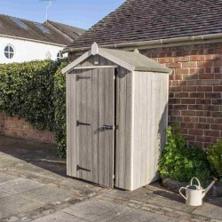 Heritage Shed - 4 x 3 ft