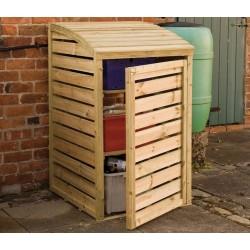 Box Store - Natural Timber - 1280 x 800 x 820mm