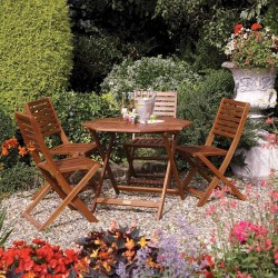 Plumley Four Seater Set