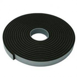12mm x 6mm x 15m Black Double Sided Glazing Tape