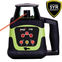 Imex 77R Rotating Laser - Horizontal Only