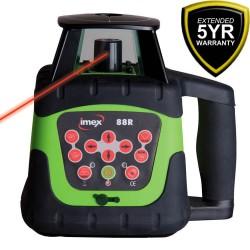 Imex 88R H/V Rotating Laser Level