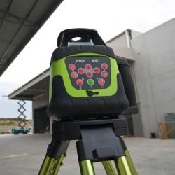 Imex 88G H/V Green Beam Rotating Laser Level