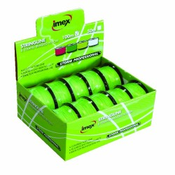 Imex 100m 8 Braid Green Stringline