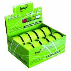 Imex 100m 8 Braid Lime Stringline