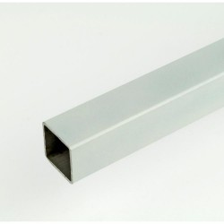 ProFrame 3m Grey Square Tube