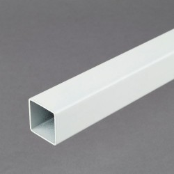 ProFrame 3m White Square Tube