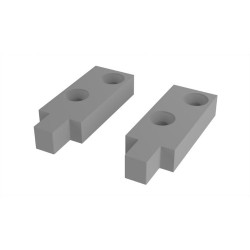 Coburn Nylon Edge Fixing Guides (Pair)