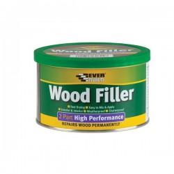 Metolux 1.4kg White 2 Part Wood Filler