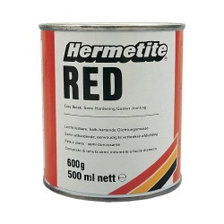 500ml Red Hermetite Sealant