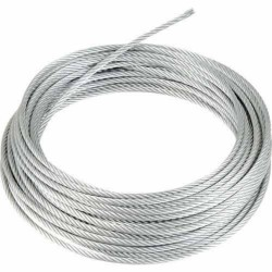 3mm x 31m Wire Rope