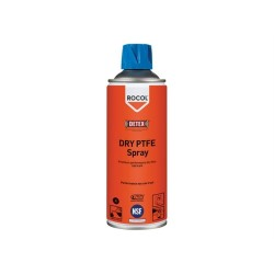 Rocol 400ml Dry PTFE Spray