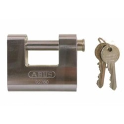 Yale 076 22mm PB Cylinder Cupboard Door Lock