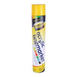 ProSolve 750ml Yellow Linemarker Paint