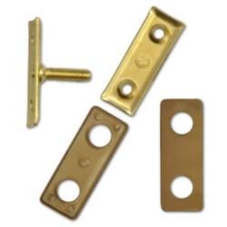820-32 Brass Staylock