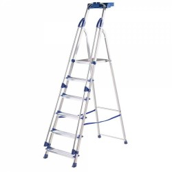 Abru Blue Seal 6 Tread Stepladder