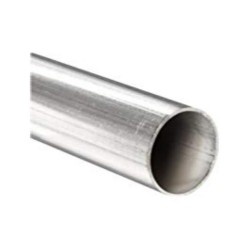 25mm x 1m Chrome Tubing