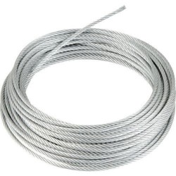 5mm x 31m Wire Rope
