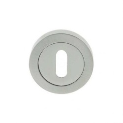 Dual Finish Oval Escutcheon