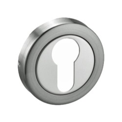 Dual Finish Key Escutcheon