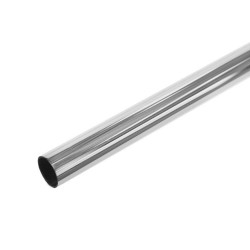 19mm x 4m Chrome Plated Steel Tube