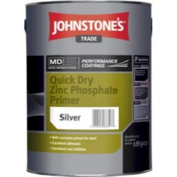 5L Johnstons Grey Zinc Phosphate Primer