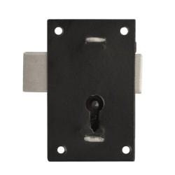 AS6552 67mm Black Japan Keyed Alike Cupboard Lock