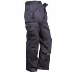 Men's Navy 38L Action Trousers