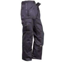 Men's Navy 36R Action Trousers