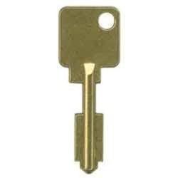 1K42 Chubb Key Blank KBCH812