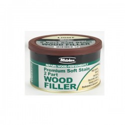 Metalux Medium Stainable Wood Filler 2 Par