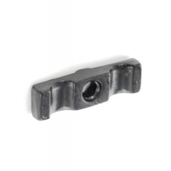 10mm x 55mm Black Turn Button Latch