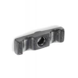 10mm x 55mm Black Turn Button Latch