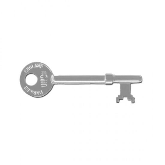 Union M197m 3 Lever Stock Key